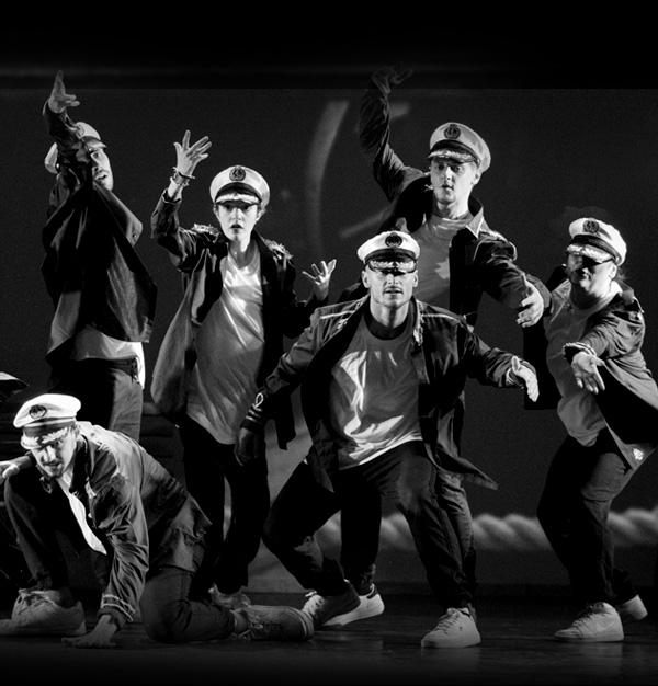 Corsi Danza Hip Hop e Street Dance
